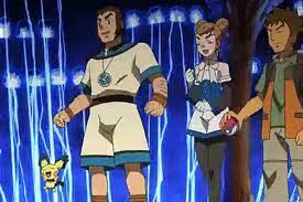 Pokemon S12M01 Arceus and the Jewel of Life [Japanese Credits] (2009 360p  re-dvdrip) part 2/2 - video Dailymotion