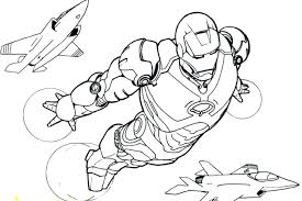 Iron man, thor, the hulk and the rest of the avengers unite to battle their most powerful enemy yet — the evil thanos. Iron Man Colouring Book Cinebrique