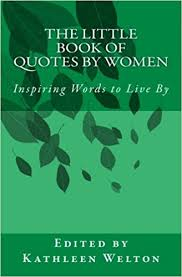 Quote Book Impressive The Little Book Of Quotes By Women Inspiring Words To Live By