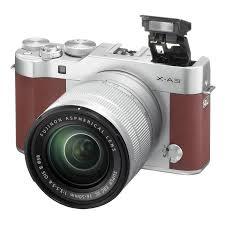 FUJIFILM X-A3 KIT XC16-50MM F3.5-5.6 OIS II (Bạc, Nâu) Tặng kèm thẻ nhớ  16gb, túi Fujifilm, Dán cường lực, Da cừu, Bóng thổi, Móc khoá giá rẻ  9.750.000₫