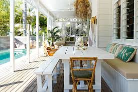 caribbean style furniture. Caribbean Room Bringing Bright Color Design And Style : Fascinating Small Porch At White Furniture