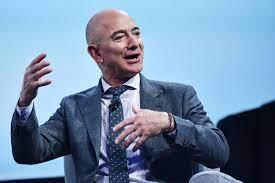 Jeff Bezos: Der reichste Mann der Welt ...