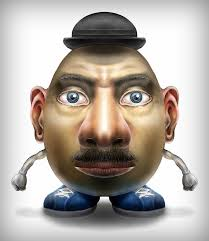 real mr potato head. Contemporary Potato Mr POTato Head By CameronHarperArt  Throughout Real Mr Potato
