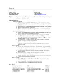 Impressive Medical Secretary Job Resume About Sample Legal