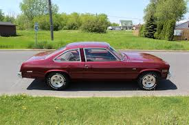 76 nova | VENDRE CHEVROLET NOVA 1976 2PORTE AUTOMATIQUE V8 305 61 ...