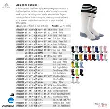 Cheap Adidas Copa Socks