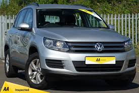 Used Volkswagen Tiguan Cars for Sale in Exeter, Devon | Motors.co.uk