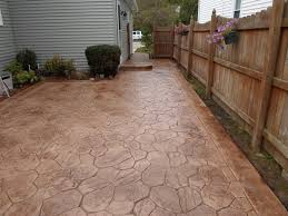 Patios Walkways Gallery Real Help Custom Concrete Company