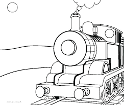 train coloring pages printable dinosaur