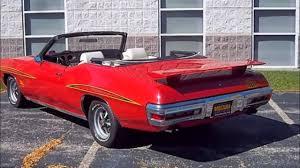 1971 Pontiac GTO Judge Replica Convertible 400/350 HP - YouTube