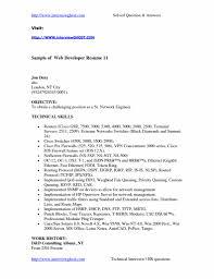 Drupalveloper Resume Examples Wordpress Sample Format Cv Example