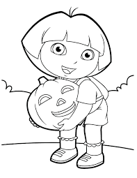 Printable Dora Coloring Pages Free Printable Coloring Pages Pictures