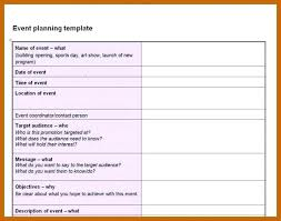 Event Coordinator Templates Event Planner Template Planning Templates Free Schedule Wordpress
