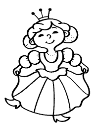 Queen Coloring Page Free Printable King And Queen Coloring Pages