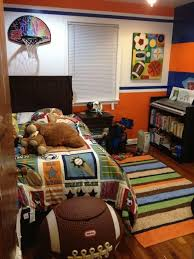 15 Sports Inspired Bedroom Ideas for Boys - Rilane