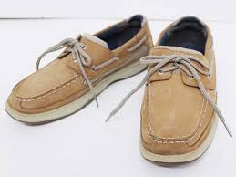 sperry topsider sperry top sider 24 5cm deck shoes camel genuine leather child