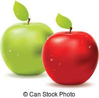 green and red apples clipart. green apple and red apples clipart e