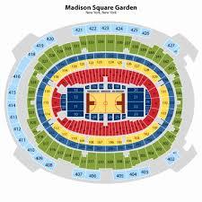 Madison Square Seating Capacity New York Knicks Stadium