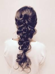 Moriyama Mamiさんのヘアスタイル 簡単ヘアアレンジ女子力