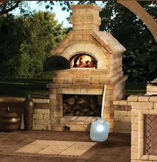 outdoor fireplace kits with pizza oven outdoor fireplace kits with pizza oven backyard and yard design
