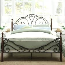 Modest Head And Footboard Bed Frames New In Home Interior Minimalism ...