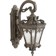 victorian gothic large outdoor wall