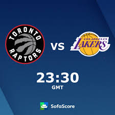 Toronto Raptors Los Angeles Lakers Live Ticker und Live Stream - SofaScore