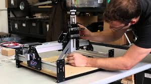 shapeoko 2 works kit tutorial desktop cnc 3d carver router by inventables you