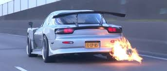 Here's How To Make Your Car Exhaust Spit Flames
