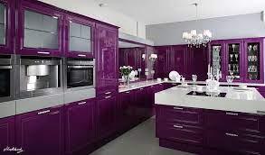 профессиональная фотография интерьеров Kitchens Purple Kitchen Cabinets Purple Kitchen Purple Cabinets