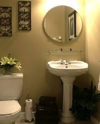 bathroom pedestal sink. BATHROOM PEDESTAL SINK VANITY WITH ROUND MIRROR AND KOHLER ELEGANT Bathroom Pedestal Sink F