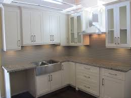 cool white shaker style kitchen cabinets 6