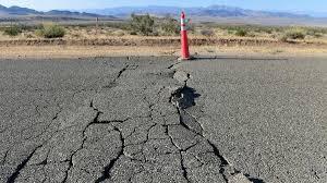 Die platten verschieben die gesteinsmassen in diesen regionen und wölben gebirge auf. Starkstes Erdbeben In Sudkalifornien Seit 20 Jahren