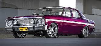 1970 Ford Xw Falcon Streeter Mad Xw
