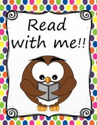 Image result for cute owls reading