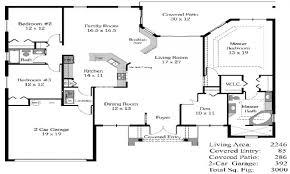 Bedroom House Plans With Open Floor Plan  Home Ideas Decor - Open floor plan kitchen