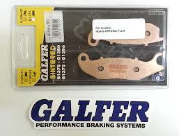Crf250l Galfer Brake Pads