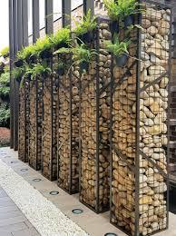 gabion columns Sydney