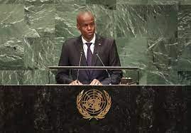 Martine Moïse: Haiti first lady ...