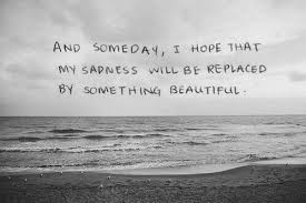 Beautiful And Sad Quotes Best of Sad Quotes Beautiful Beach Sadness Sicklysatisfied