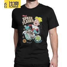 <b>Final Space</b> T Shirts <b>Flakes</b> Mooncake Chookity T Shirts Gary ...