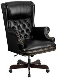 leather swivel office chair. Alternative Views: Leather Swivel Office Chair F