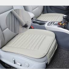 newest car seat cover for all cars automotive upholstery leather auto seat cushion car styling cover car wear set chair 1pc ping hungama