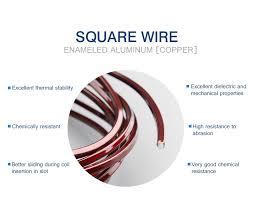 Philippines Rectangular Copper Wire For Motor Rewind Buy Rectangular Copper Wire Product On Alibaba Com