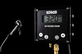 Enves Air Pressure Station Will Inflate Your Tires To The