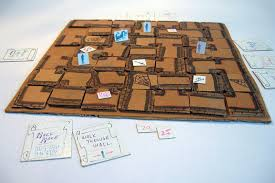Wooden Board Games To Make games you can make at home My Web Value 21