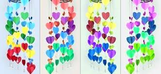 wall hanging craft with paper paper wall hanging paper wall hanging easy and fast wall hanging