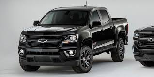 Colorado black chevy colorado : Chevrolet Colorado Midnight Edition Vehicles On Display Chevy ...