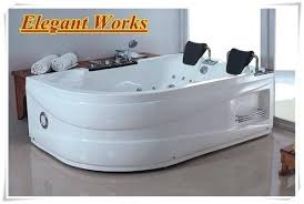portable bath spas two person hydrotherapy portable small freestanding whirlpool bathtub indoor spa bath small