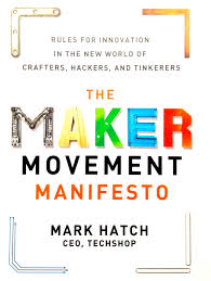 what we re reading making thinking happen maker book ""